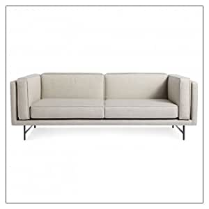 Blu dot bank 80 inch sofa by blu dot fabric for 80 inch couch