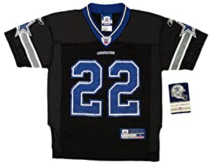 Dallas Cowboys Emmitt Smith #22 Youth Jersey by Reebok
