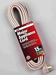 Ace Major Appliance Cord (1AC-001-015FBG)