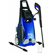 AR Blue Clean AR383 1900 PSI 1.5 GPM 14 Amp Electric Pressure Washer with Hose Reel