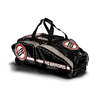 No Errors NoE2 Intermediate Catchers Bag (Black, Youth)