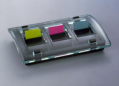 New 3M Desk Dispenser Set Multipack Filled With Product For Home / Office