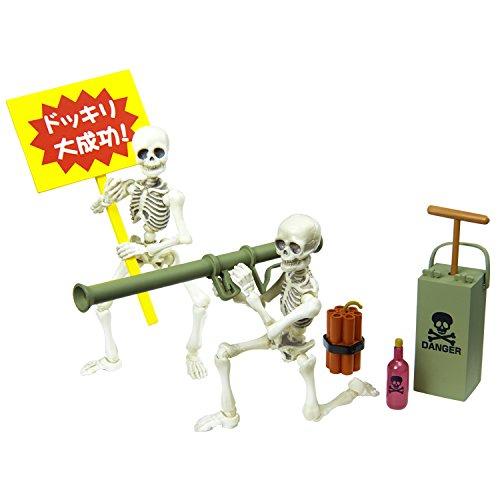 Pose skeleton accessories Candid set
