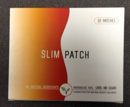 Slim Patch 10 Patches - Strongest Natural Weight