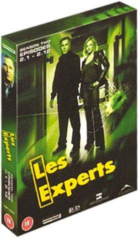 Les Experts - Saison 2 Vol. 1