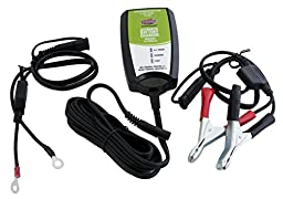 Interstate Batteries 12 Volt 1.0 Amp Automatic Battery Charge / Maintainer
