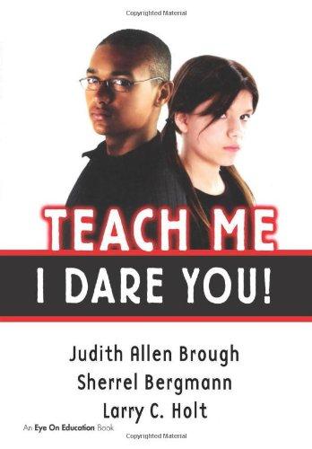 At-Risk Book Bundle: Teach Me, I Dare You!