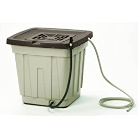 Suncast RB50D 50-Gallon Rain Barrel