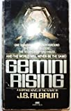 img - for Gemini Rising book / textbook / text book