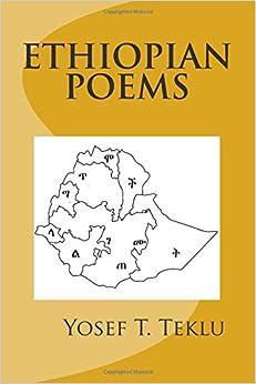 Amazon.com: Ethiopian Poems (Amharic Edition) (9781512310757): Yosef