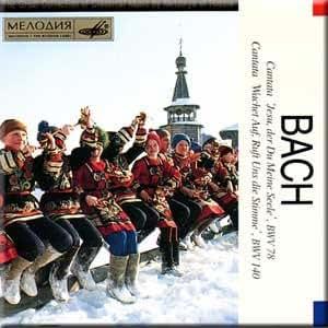 Bach Cantata Notes