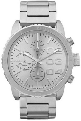 Diesel Women's DZ5301 Advanced Silver Watch
