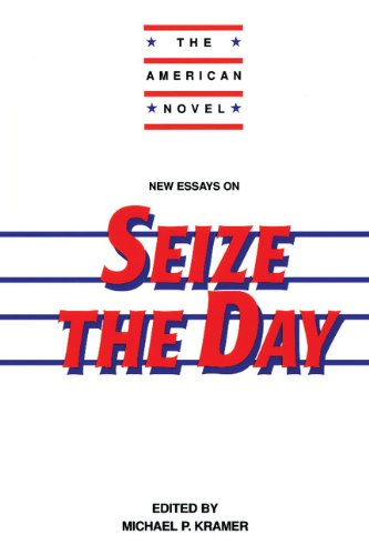 american day essay new novel seize From didion to dunham, female essayists seize the day the author of 15 books and countless essays—and one of the most her new essays are deeply and.