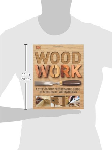 woodwork the complete step by step manual