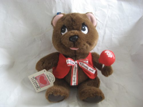 TOOTSIE ROLL POP BROWN BEAR7 INCS ALL TAGS - 1