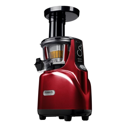 Kuvings Silent Juicer Sc Series With Detachable Smart Cap, Burgundy Pearl
