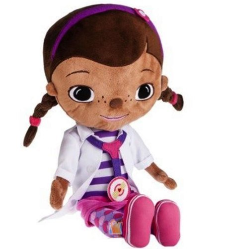 Disney Doc McStuffins Plush Pillow Buddy Toy - 1
