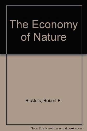 The Economy of Nature: A Textbook in Basic Ecology