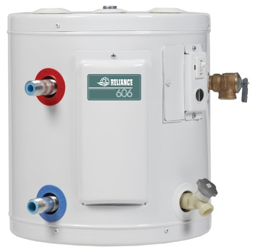 Reliance Hot Water Heaters, Models, 501, 606, Gas, Electric