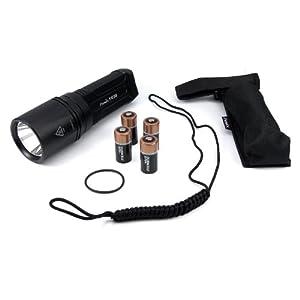 手电海淘:菲尼克斯Fenix TK35小钢炮手电筒 820流明
