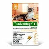 Bayer Advantage II, Cat, 5-9 lbs, 4pk