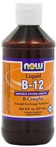 NOW Foods B-12 Liquid B-Complex