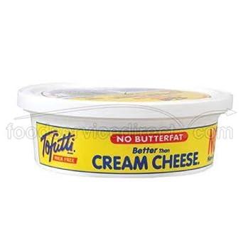 Tofutti Brand Non Hydrogenated Better Than Cheese Cream, 8 Ounce -- 12 per case.
