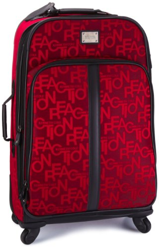 Kenneth Cole Reaction Luggage Taking The Wheel Wheeled Bag