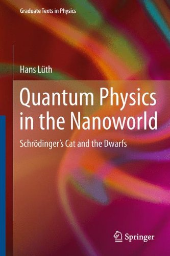 Quantum Physics In The Nanoworld: Schrödinger'S Cat And The Dwarfs (Graduate Texts In Physics)