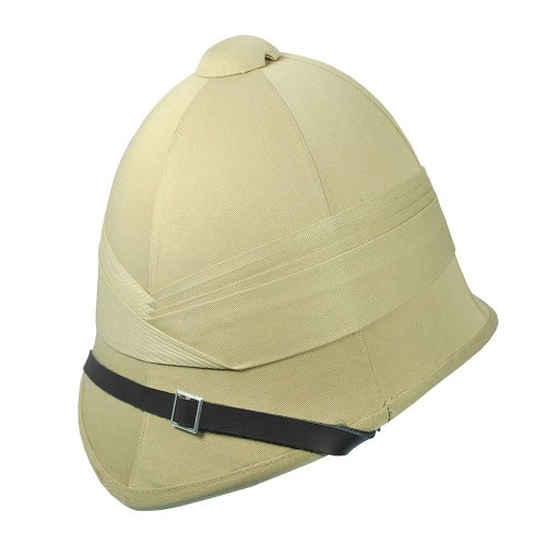 British Pith Helmet Khaki Adjustable Reviews