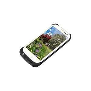 LogiLink PA0071 - Carcasa con batería de 3200 mAh integrada para Samsung Galaxy S3, negro - Electrónica - revisión y más información