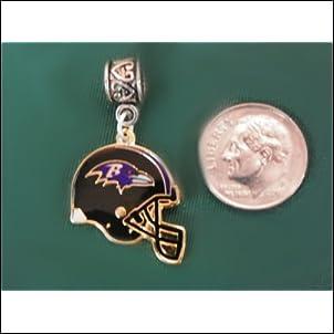 Baltimore Ravens Pandora Charms Nfl Pandora Charms