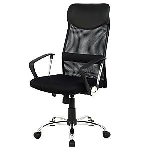Goplus Office Chair Ergonomic Mesh Computer Desk Task Chair