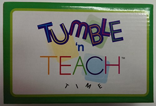 Tumble 'N Teach Time Dice - 1