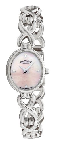 Rotary LB20214/07 Ladies Sterling Silver Bracelet Watch