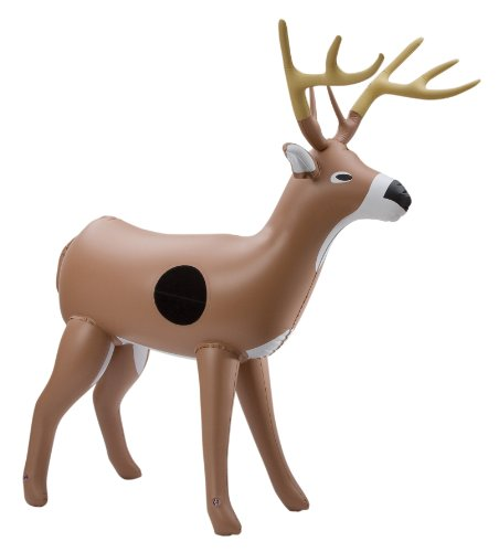 NXT Generation 3-D Inflatable Deer Target (Round Up Target compare prices)