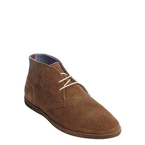 (ベンシャーマン) Ben Sherman メンズ シューズ・靴 ブーツ brown suede 'Aberdeen' chukka boots 並行輸入品