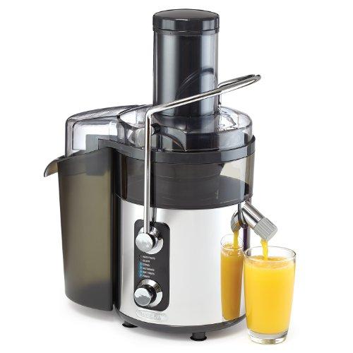 BELLA 13990 5-Speed Juicer, Stainless Steel