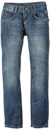 Lemmi Jungen Jeans Boys Hose regular fit SLIM, Gr. 176, Blau (jeans blue)