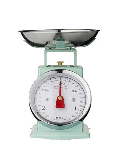 Bloomingville (3kg) balance de cuisine vert petite taille