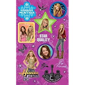Hannah Montana Sticker Maxi Activity Pack 1