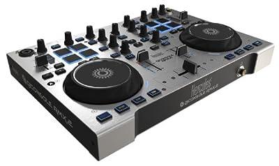 Hercules DJ 4780729 Console RMX 2 DJ Controller Silver/Black