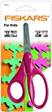 Fiskars 5 Inch Classic Blunt Tip Kids Scissors, Color Received May Vary