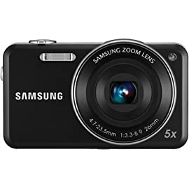 Samsung ST95 16.1 Megapixel Digital Camera (Black)
