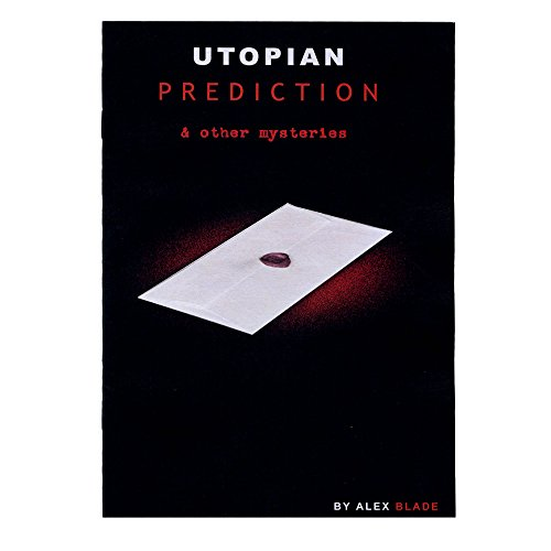 MMS Utopian Prediction and Other Mysteries by Alex Blade - Book