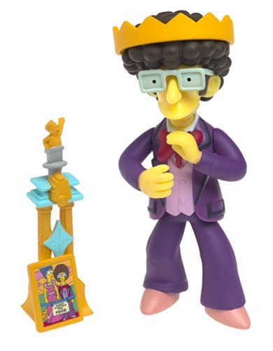 The Simpsons Series 16 Action Figure Artie Ziff - 1