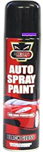 guide of cheap auto car vehicle spray paint black gloss 300ml can. Black Bedroom Furniture Sets. Home Design Ideas