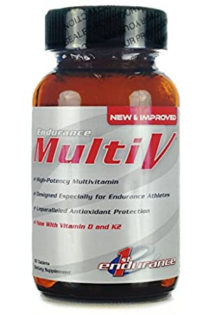2015 First Endurance Multi-V New & Improved W/ 2 Free Nuun Samples