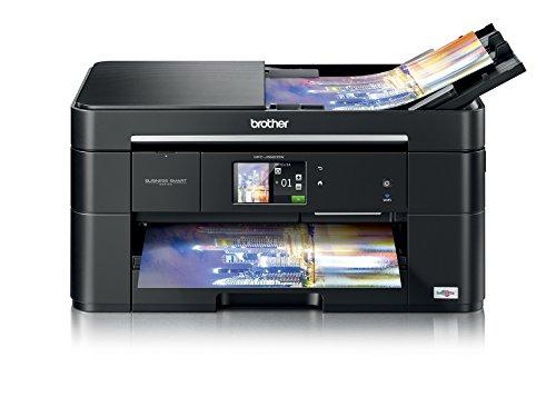 Brother MFC-J5620DW Stampante Multifunzione Inkjet, a Colori, con Stampa A3, Copia, Fax e Scansione A4, con Fronte/Retro, Wi-Fi