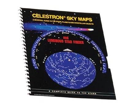 Celestron Sky Maps (Plastic Comb)